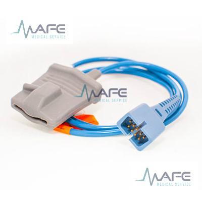 SENSOR PARA NELLCOR - OXI ADULTO SOFT CONECTOR DB9 9 PINES. COMPATIBLE CON DS-100A (U403S-01)