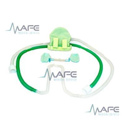 CIRCUITO NASAL DE CPAP NEONATAL TAMAÑO 00. RESPIRATORY CARE RN-1000-00
